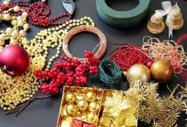 Make Your Own Christmas Decoration - make your own christmas wreath