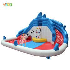 aliexpress com buy yard backyard inflatable water slide