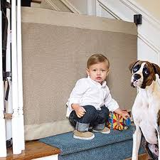 Child Safety Gates For Stairs With Banisters 17 Best Images About Baby Gate Ideas On Pinterest Safety Gates