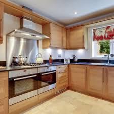 interior design inspiring prefab cabinets with blue kitchen