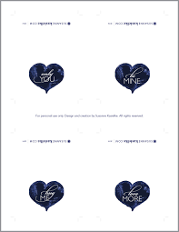 print it cut it fold it u0026 fill it with love valentine u0027s day