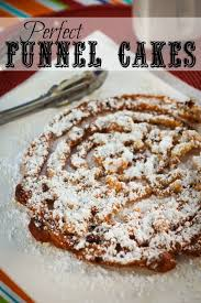 the freckled fox perfect fair funnel cakes