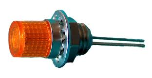 panel mount indicator lights steady indicator light led panel mount round 509 m led