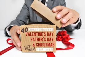 valentines ideas for men 40 non cheesy s day s day christmas gift