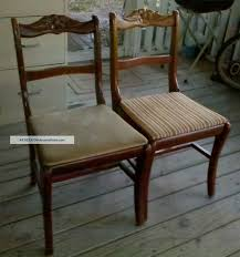 Duncan Phyfe Rose Back Chairs by Antique Mahogany Dining Room Furniture Kukiel Us