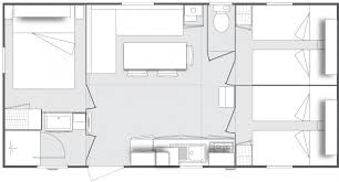 mobil home o hara 3 chambres rentals prices hébergements tarifs