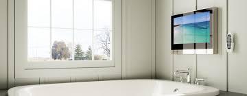 fernseher fürs badezimmer hausdekorationen und modernen möbeln ehrfürchtiges schönes