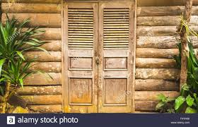 Wooden Barn Door by Old Wooden Barn Door And Wood Wall Stock Photo Royalty Free Image