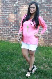 Maryland Pink And Green Wordless Fashion Pink And White 23 Weeks Pregnant Stilettos U0026 Diapers