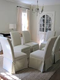 Fabric Dining Chair Covers Dining Chairs White Dining Room Chair Covers White Fabric