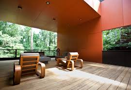Modern Home Design Atlanta by Overbrook Residence Modern Dwellings U2039 Cablik Enterprises
