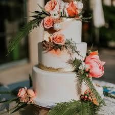 peach ombre wedding cake ombre wedding cakes desserts