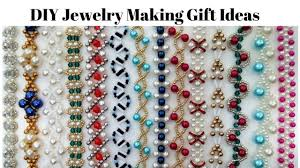 necklace making patterns images Diy jewelry making gift ideas beading patterns jpg
