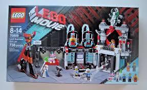 lego the lego movie lord business u0027 evil lair 70809 ebay