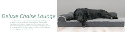 Pet Chaise Pet Beds Sofa Style Beds Deluxe Chaise Lounge Furhaven Pet