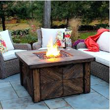 outdoor gas fire pit table outdoor gas fireplace table trendesire me