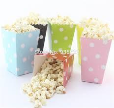 popcorn favor bags paper popcorn box tolg jcmanagement co