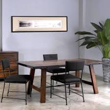chicago dining table picket rail singapore s premium furniture chicago dining table