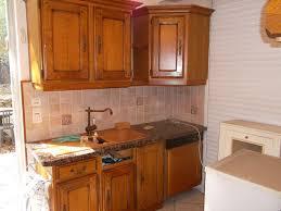 meubles cuisine chêne massif clasf