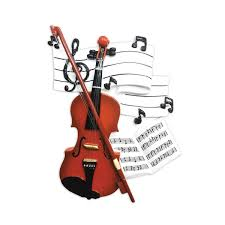 violin personalized ornament ornament violinist