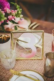 Table Decor For Weddings 14 Geometric Wedding Table Decor Ideas The Bohemian Wedding
