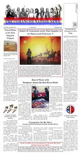 Oklahoma where to travel in february images February 2013 tcnn by comanche nation of oklahoma issuu jpg