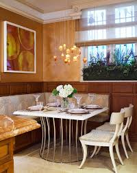 Is A Kitchen Banquette Right Smart Beautiful Kitchen Banquettes Traditional Home
