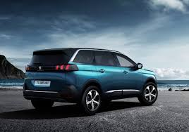 peugeot suv 2016 new peugeot 5008 unveiled cars co za