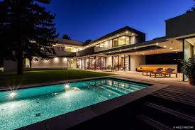 Luxury House Plans With Pools Modern Day Bauhaus Home Is A Contemporary Masterpiece