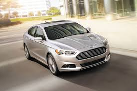 types of ford fusions 2015 ford fusion overview cars com