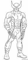 printable wolverine coloring pages kids cool2bkids