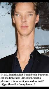 Benedict Cumberbatch Meme - beneficial cucumber benedict cumberbatch know your meme