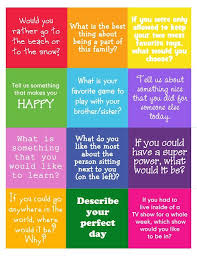 table topics for kids table topics ideas funny questions to ask your kids best 25 birthday