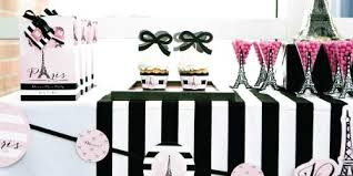 themed baby shower ooh la la baby shower theme bigdotofhappiness