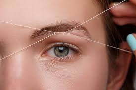a complete guide to eyebrow threading