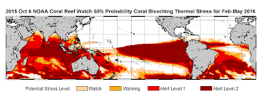 Map Of Coral Reefs Secore