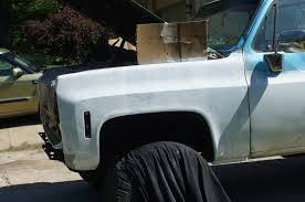 chevy k10 truck restoration phase 4 paint prep and final body