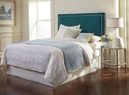 upholstered headboard full size bed home design ideas