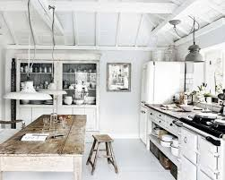 old kitchen furniture the new old kitchen modern spaces with vintage pieces apartment