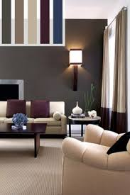 love this neutral purple gray wall color my living room