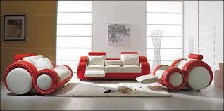 red living room furniture awesome modern living room set