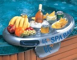 floating table for pool floating spa bar par pool spa floating table for pool floating spa