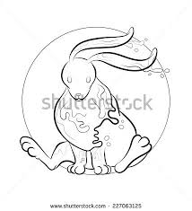 kids coloring books baby crawling stock vector 404640565