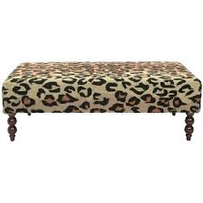Printed Storage Ottoman T4blisshome Page 16 Leather Ottoman Table Living Room Chair And