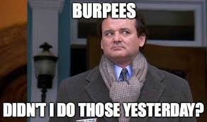 Burpees Meme - guaranteed fitness plus home facebook