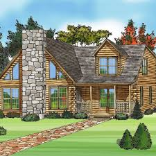 what is a log house ward log homes