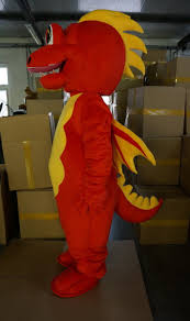 online shop factory on sale ugly red fly dragon halloween cartoon