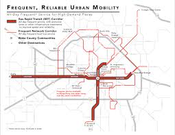 Las Vegas Transit Map by Transit Vote 2016 Raleigh U0027s Chance To Grow Smarter U2013 Streetsblog Usa