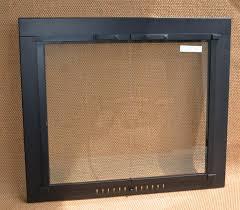 Glass Fireplace Door by Airtight Fireplace Doors Fireplace Ideas