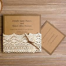 Lace Wedding Invitations Lace Wedding Invitations At Elegant Wedding Invites Part 4